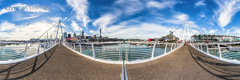 New Zealand 360 VR Photo Guide by © Christian Kleiman