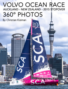 """This is the 360º Photo Story from the Volvo Ocean Race's stopover at the """"City of Sails"""" in Auckland - New Zealand"""