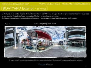 """Esta es la historia fotográfica del paso de la Volvo Ocean Race por la """"Ciudad de las Velas"""" en Auckland - Nueva Zelanda."""