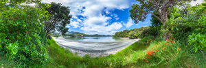 Photo Guide with Creative 360º Spherical Panoramic Photography of New Zealand by © Christian Kleiman - Photographer, Author and Editor