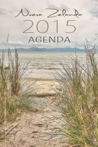 Planificador Año 2015 - Organiza días, fechas del mes, Tareas, Notas - Diseñado con fotos inspiradoras de Nueva Zelanda realizado por © Christian Kleiman