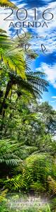 Planificador Año 2016 - Organiza días, fechas del mes, Tareas, Notas - Diseñado con fotos inspiradoras de Nueva Zelanda realizado por © Christian Kleiman