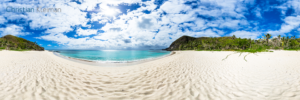 Photo Guide with Creative 360º Spherical Panoramic Photography from the South Pacific Ocean Islands by © Christian Kleiman - Photographer, Author and Editor