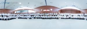 47th International Gasshuku - Aikido Shinryukan New Zealand - 360 VR Pano Photo