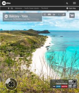 Puesto de Observación - Yasawa Island Resort - Fiji - Foto Pano 360 VR