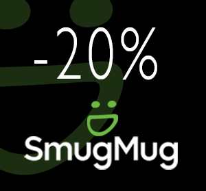 Get 20% off on any Plan - Safely store, share, and sell your photos online with SmugMug - Best online Photo Sharing and photo website creator available.