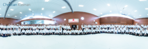 48th International Gasshuku - Aikido Shinryukan NZ - 360 VR Pano Photo