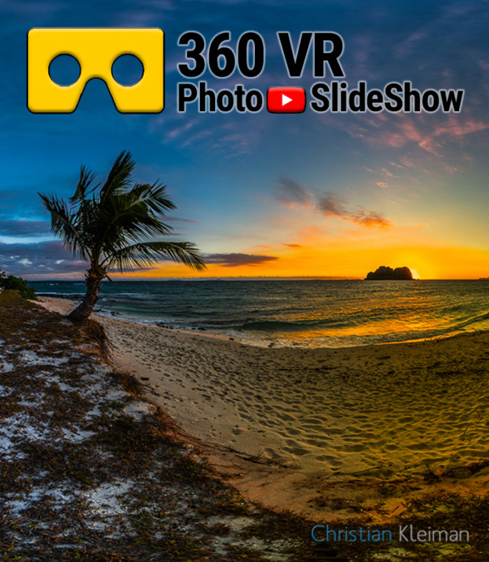 360 VR Video Experience from Vomo Island, Fiji. South Pacific Ocean