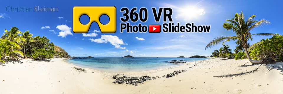 360 VR Video Experience from Yasawa Island, Fiji. South Pacific Ocean