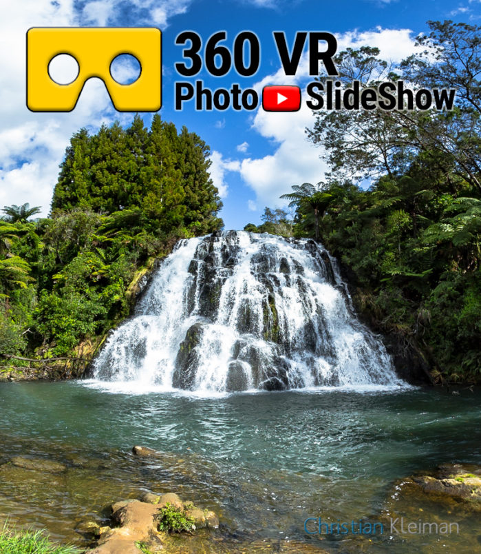Experiencia Video 360 VR de Coromandel, Waikato. Nueva Zelanda