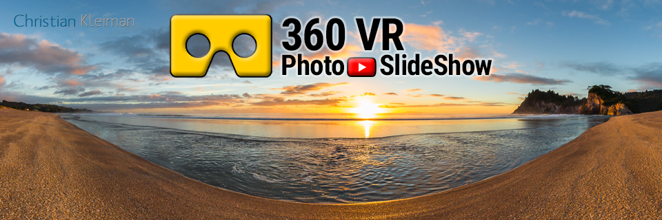 360 VR Video Experience from Coromandel, Waikato. New Zealand